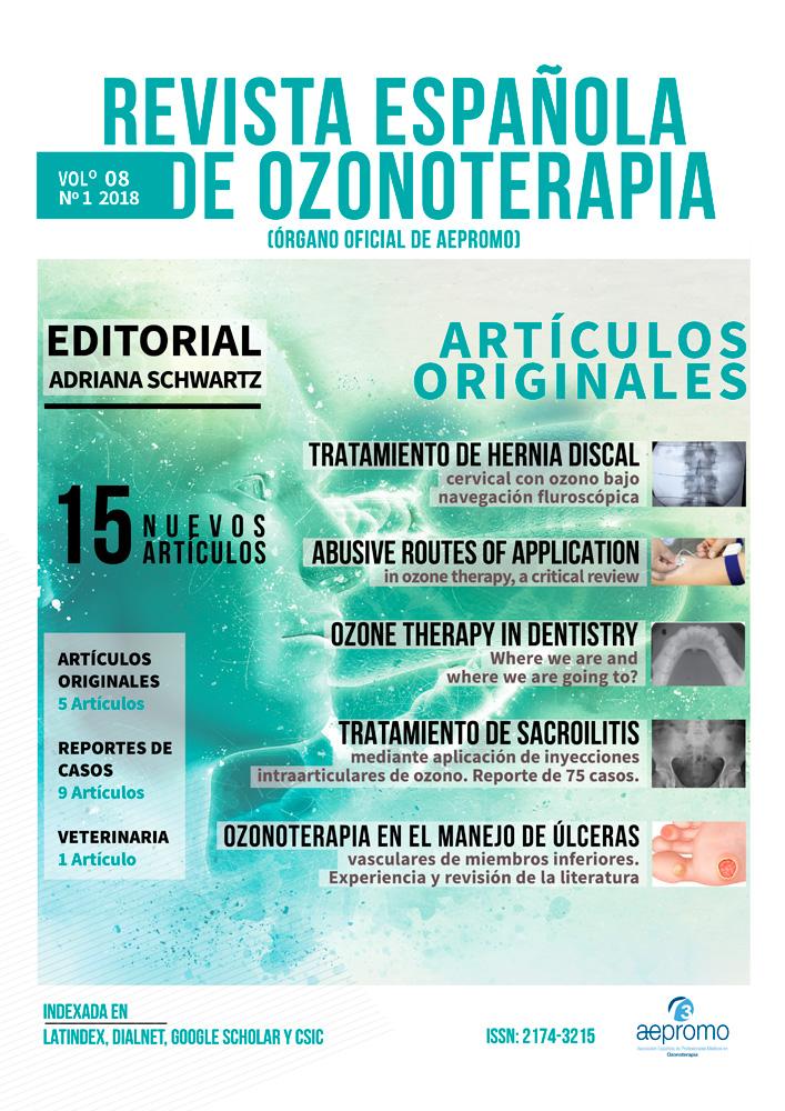 Revista Española de Ozonoterapia